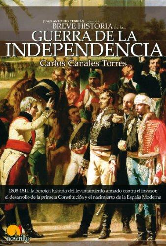 Breve historia de la Guerra de Independencia española