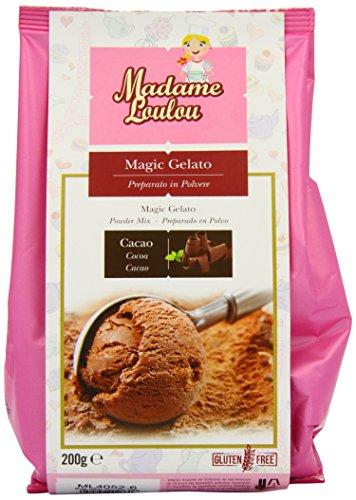 Madame Lou Lou Magic Gelato Chocolate 200g