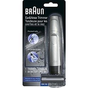 Braun Ohr- und Nasenhaarschneider