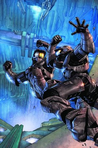 Halo Blood Line Issue 4 of 5 ( Marvel Publishing May 2010 )