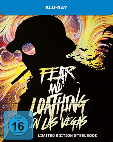 Fear and Loathing In Las Vegas [Blu-ray] [Limited Edition]