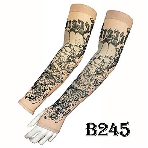 mporäre Fake Tattoo Arm Ärmel - römische Symbol (Römisch Make Up)