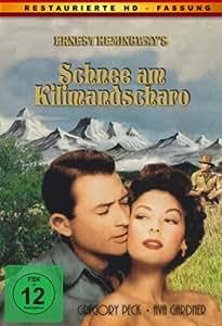 Schnee am Kilimandscharo [DVD]