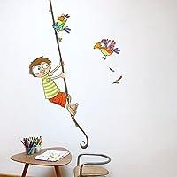 DekorLoft Cambaz Çocuk Odası Duvar Sticker CS-342