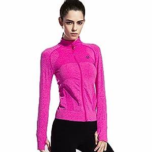 YGXL Damen Sportswear Trainingsanzug Oberteile Elastizität Sportbekleidung Halfter Fitness Anzüge Für Yoga, Laufen Und Andere Aktivitäten