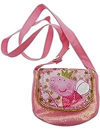 Peppa Pig Equipaje de cabina, rosa (Rosa) - PEPPA001309