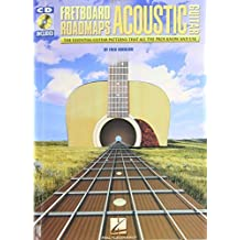 Fretboard Roadmaps for Acoustic Guitar: The Essential Guitar Patterns That All Guitar Patterns That All the Pros Know and Use by Sokolow, Fred (2007) Paperback