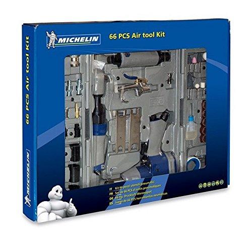 Kit de herramientas neumáticas 66 piezas Michelin - 6010970000