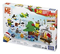 Mattel Mega Bloks CPC57 - Minions Movie Advent Calendar