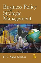 Business Policy and Strategic Management