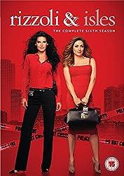 Rizzoli & Isles - Season 6 [DVD] [2016]