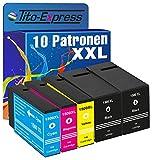 PlatinumSerie® 10 Patronen XXL kompatibel für Canon PGI-1500 XL Maxify MB 2000 Series Maxify MB 2050 Maxify MB 2300 Series Maxify MB 2350