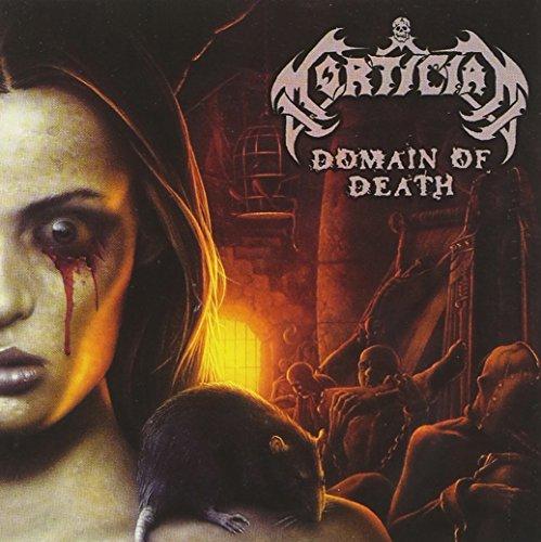 Mortician: Domain of Death (Audio CD)