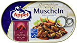 Produkt-Bild: Appel Muscheln in Salsa-Sauce, MSC zertifiziert, 8er Pack (8 x 100 g)