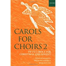 Carols for Choirs 2: Vocal score