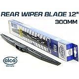 "alca single rear wiper blade VAUXHALL CORSA D OPEL 2006-Onwards 12"" 300mm"