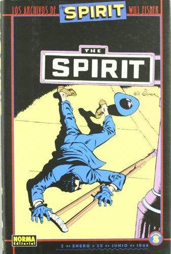 Los archivos de 8 The Spirit/ The Spirit Archives