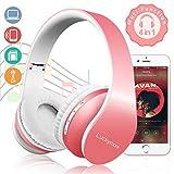 Casque Bluetooth,Casque Sans fil Smartphone Casque Audio MP3 Oreillette Bluetooth Headphone Headset Stéréo Ecouteur Sans Fil Sport Casque Avec...