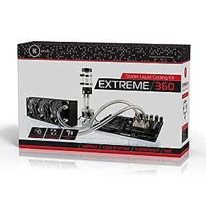 EK Water Blocks - Kit di raffreddamento ad acqua X360