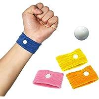 Preisvergleich für Mangotree 1 Paar Akupressur Anti-Übelkeit Relief Armbänder Reisen Seekrankheit Armbänder für Erwachsene Kinder...