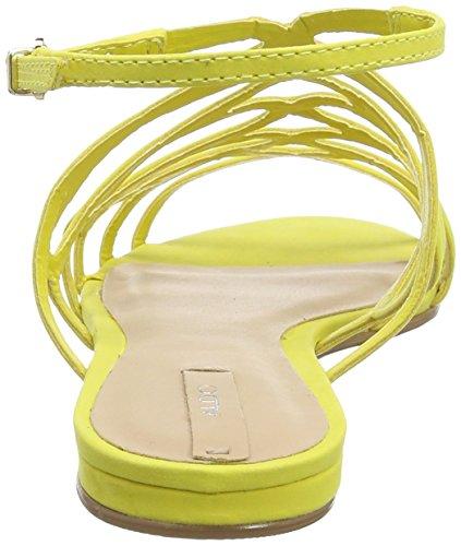 ALDO Signoressa, Sandales femme Jaune (Light Yellow / 68)