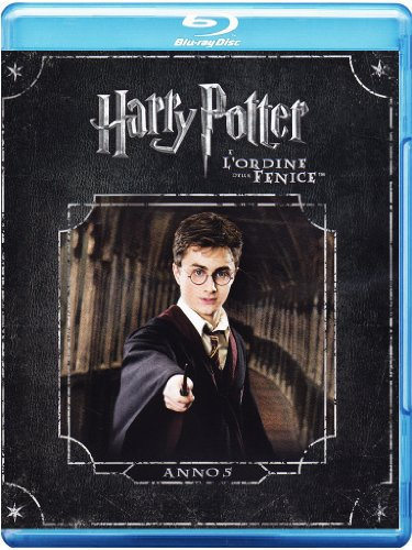Harry potter e l\'ordine della fenice (+Ebook) [Blu-ray] [IT Import]