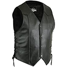 Star Leather - Chaleco - para Hombre