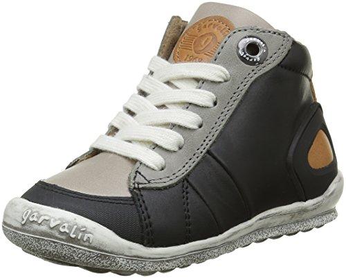 GarvalinBolton - Sneaker Bambino , Nero (Noir(A/Negro)), 26