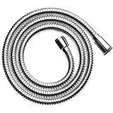 Hansgrohe Flexible de Douche en Acier Inox Anti-Torsion et Anti-Pliure Sensoflex 1,50m Chrome 28133002