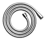 Hansgrohe Flexible de Douche en Acier Inox Anti-Torsion et Anti-Pliure Sensoflex 1,75m Chrome 28135002