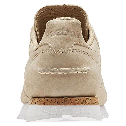 Reebok Classic Leather Lst, oatmeal-driftwood-white Beige