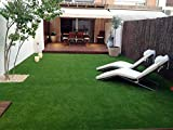 Yazlyn Collection High Density, Artificial Grass, Artificial Grass Carpet, Mat for Balcony, Lawnmat