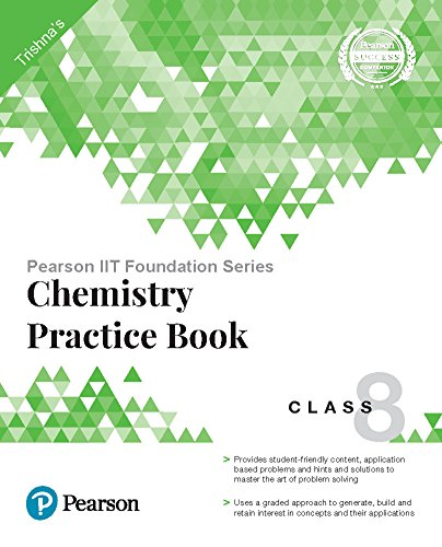 IIT Foundation Chemistry Practice Book 8