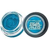 Maybelline EyeStudio Color Tattoo 24Hr Eyeshadow, Tenacious Teal [40] 0.14 oz by Maybelline