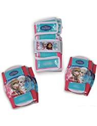 FROZEN - Set de 3 protections ROLLER (genouillères/coudières/protèges poignets) - La reine des neiges - Disney