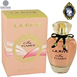 La Rive In Flames Women Eau De parfum 90 ml