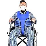 Patienten Rollstuhl Sicherheitsgurt Band Medizinisches Älteres Fixiergurt Schulter Schutz Gurt Körper Mit Dem Kasten Bandage Patienten Zurück Gebundene Beschränkung