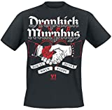 Dropkick Murphys You'll Never Walk Alone T-Shirt Schwarz S
