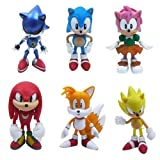 Sonic The Hedgehog - Figuarts Personaggi e Action Figures (6 pezzo/set)