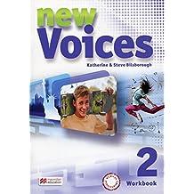 New Voices 2 Zeszyt cwiczen wersja podstawowa