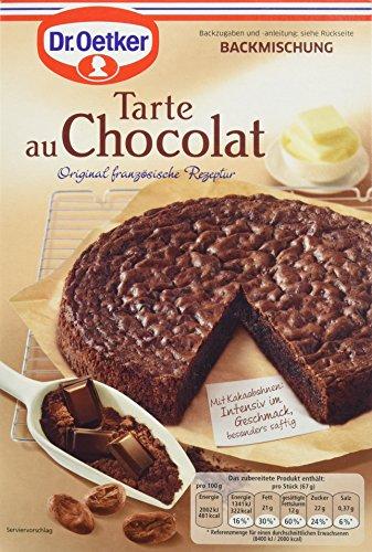 Dr. Oetker Tarte Au Chocolat, 470 g