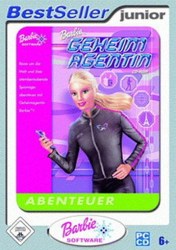 Barbie - Geheimagentin Barbie [Bestseller Series]