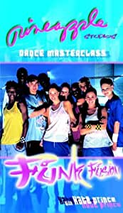 Pineapple Studios Dance Masterclass: Funk Fusion [VHS]