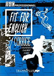 Fit for English. Corrigé