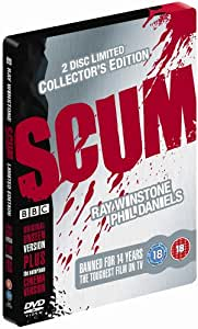 Scum: 2-disc Collectors Edition (Limited Edition Steelbook Packaging) [DVD]