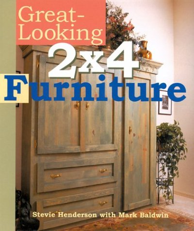 Great-Looking 2X4 Furniture (Möbel Baldwin)