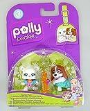 Die besten Polly Pocket Pet Toys - Polly Pocket Sparklin' Pets - weiße Katze und Bewertungen