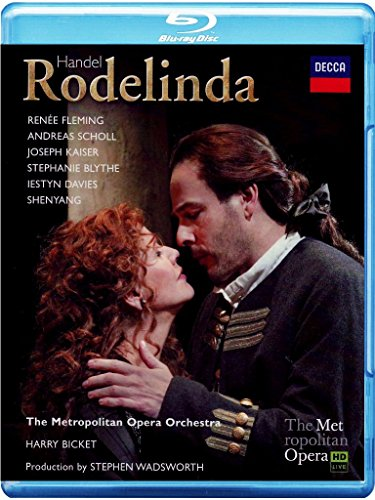 Renee Fleming - Rodelinda [Blu-ray]