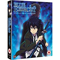 Blue Exorcist The Complete Series Collection
