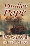 Front cover for the book Ramage and the Freebooters by Dudley Pope